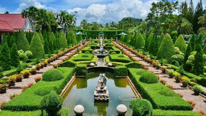 du lịch bangkok pattaya: khám phá kì quan taj mahal tại nong nooch