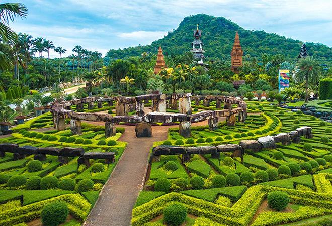 Vườn nhiệt đới Nong Nooch