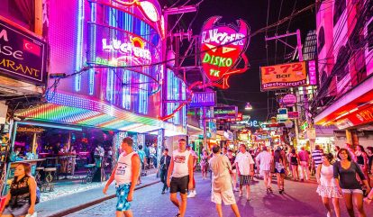 du lịch bangkok pattaya tự túc: chơi gì, ăn gì, ở đâu? phố đi bộ walking street