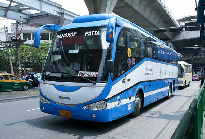 cách đi từ bangkok đến pattaya