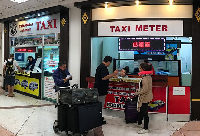 4 cách đi từ sân bay Chiang Mai về trung tâm thành phố tiết kiệm