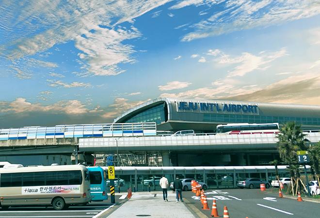 3 cách từ sân bay Jeju về trung tâm thành phố Jeju
