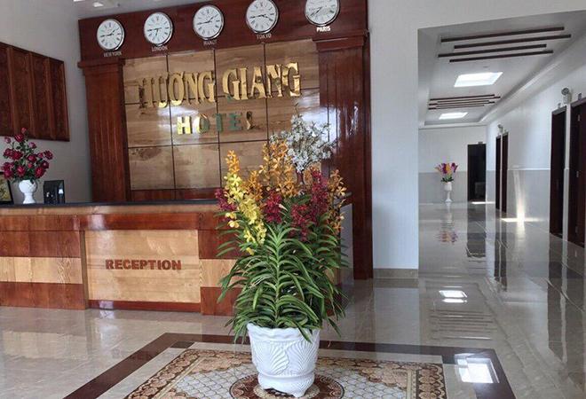 Hương Giang Hotel
