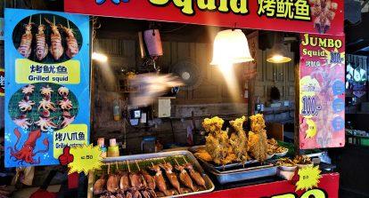 du lịch pattaya tự túc: ăn gì ở đâu? khu phố ẩm thực south pattaya
