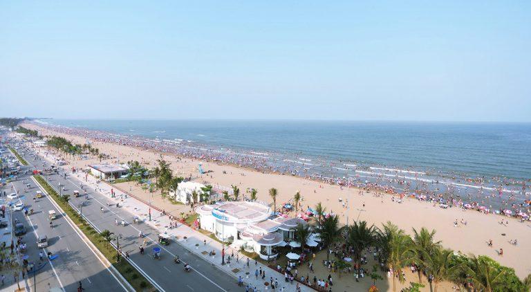 du lịch thanh hóa tự túc nên đi đâu chơi? bãi biển sầm sơn