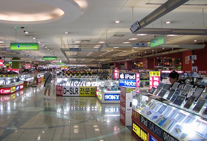 Chợ điện tử Yongsan