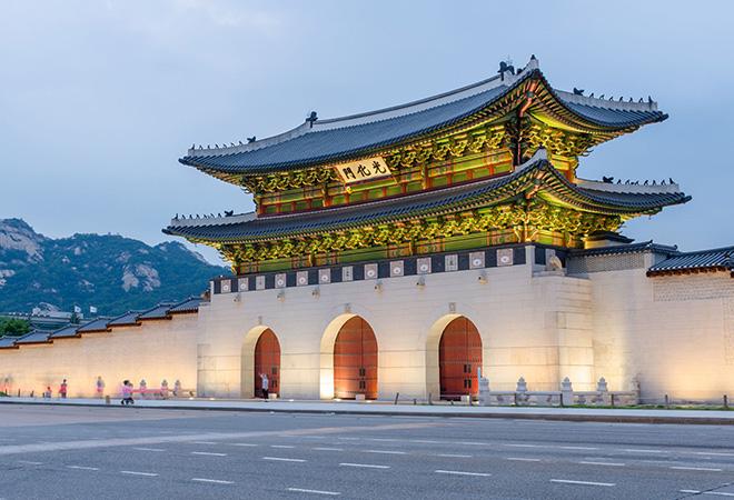 Cố cung Gyeongbuk