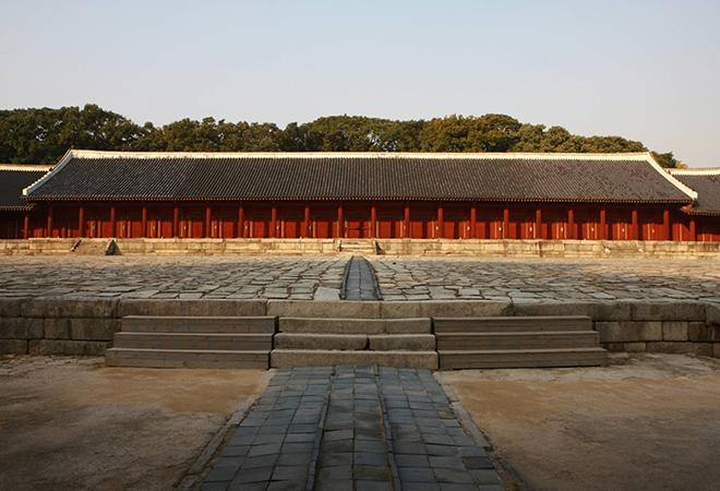 Điện thờ Jongmyo