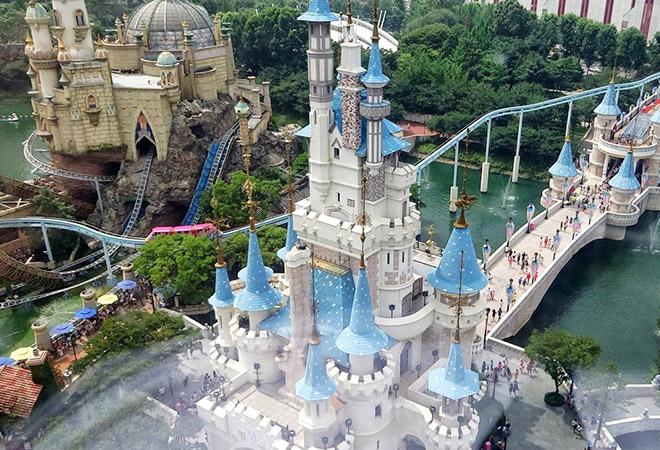 Khu vui chơi Lotte World