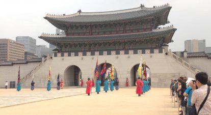 le-doi-gac-tai-co-cung-gyeongbuk