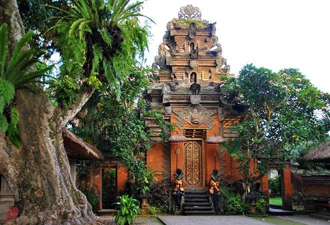 Cung điện Ubud