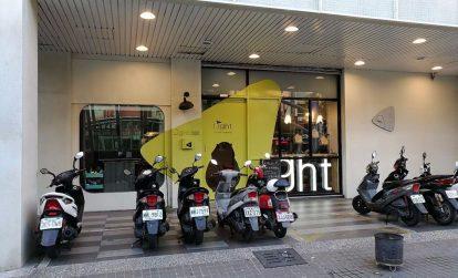 khu-de-xe-may-tai-light-hotel
