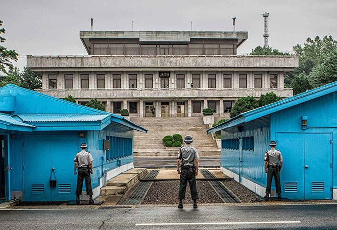 Khu phi quân sự DMZ