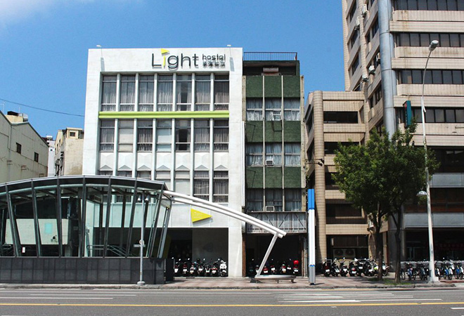 Light Hostel Kaohsiung