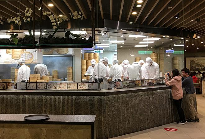 Nhà hàng Din Tai Fung