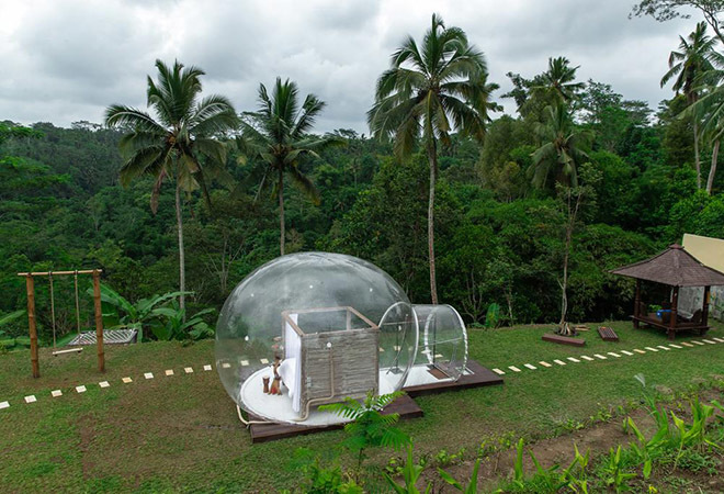 Bubble Hotel Ubud