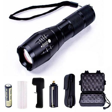 Đèn pin siêu sáng UltraFire T10