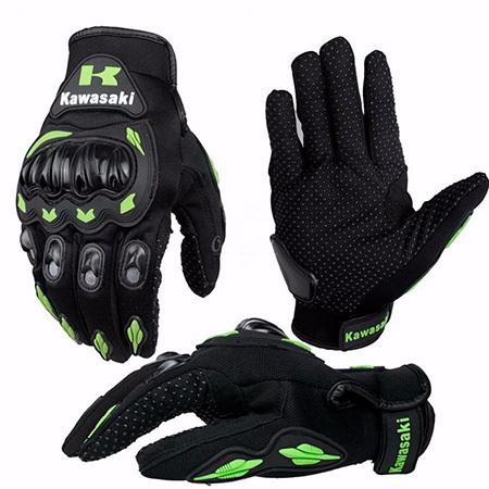 Găng tay Kawasaki dài ngón