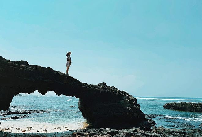 Khám phá thiên đường biển đảo Lý Sơn 3 ngày 2 đêm chỉ với 2.300.000đ