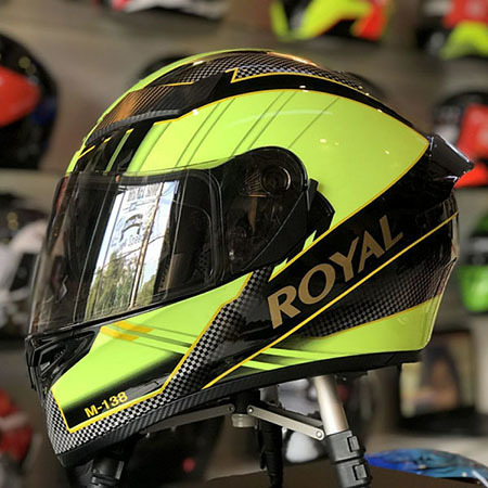 Nón fullface Royal M-138