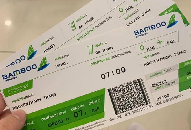 Cảm nhận khi trải nghiệm 1 chuyến bay của Bamboo Airways