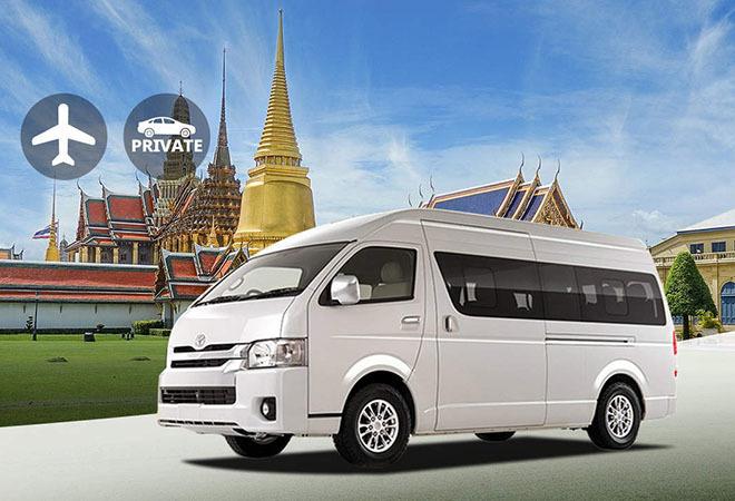 Thuê xe đưa đón từ sân bay Don Mueang (DMK) về Bangkok và ngược lại