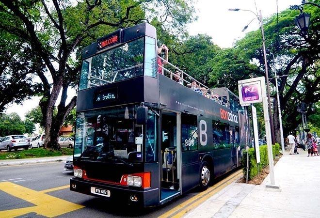 Vé Hop On Hop Off Kuala Lumpur