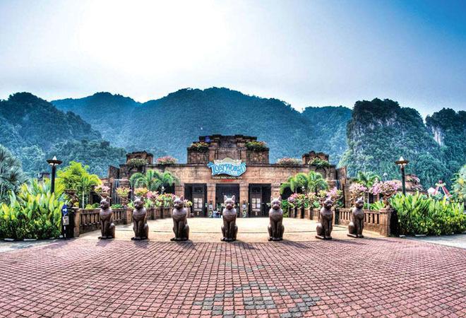 Vé vào cổng Lost World of Tambun ở Ipoh