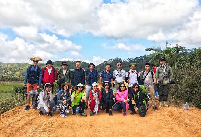 Kinh nghiệm trekking Tà Năng Phan Dũng 3 ngày 2 đêm