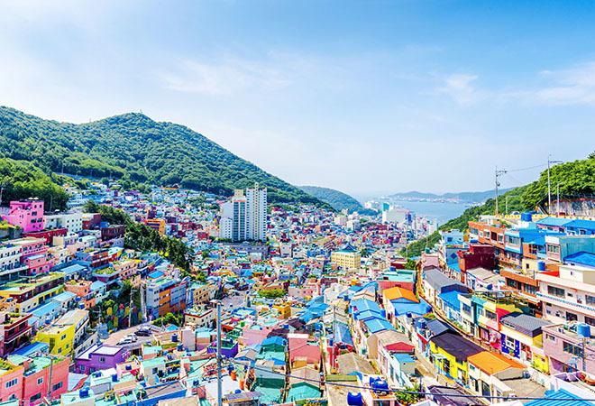 Làng văn hóa Gamcheon