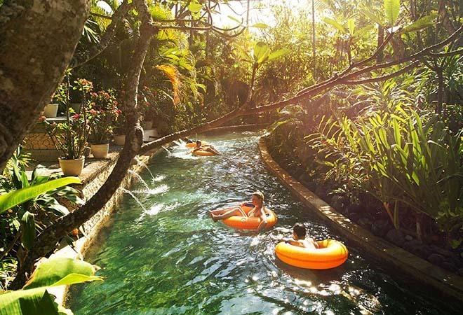 Vé công viên nước Waterbom Bali