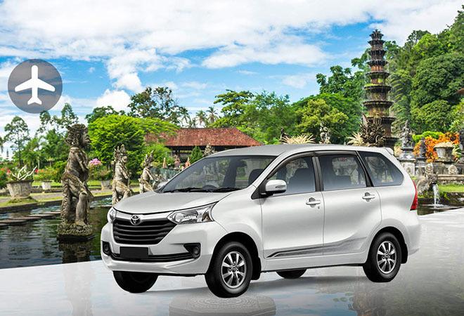 Xe đưa đón từ sân bay Ngurah Rai về trung tâm Bali và ngược lại