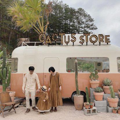 top 9 quán cà phê cực chất ở đà lạt: kombi land