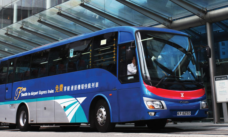 airport express shuttle bus hongkong