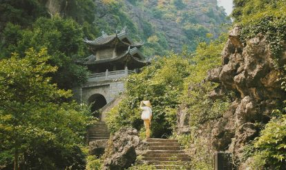 kinh nghiệm du lịch ninh bình tự túc: nên đi đâu? động am tiên tuyệt tình cốc