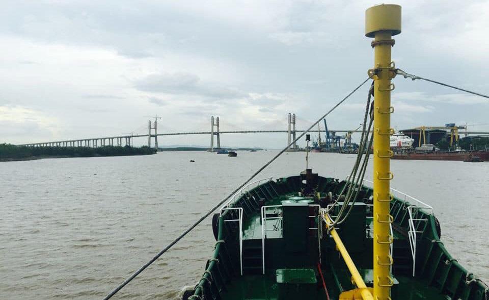 cầu vượt biển đình vũ cát hải