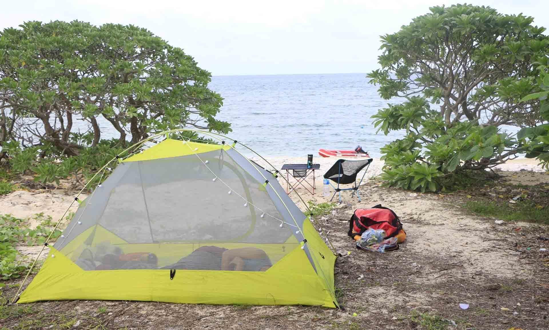 chọn lều cắm trại sao cho đúng với khí hậu việt nam