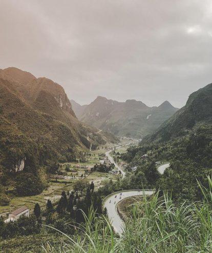du lịch hà giang tự túc nên đi đâu chơi? dốc bắc sum