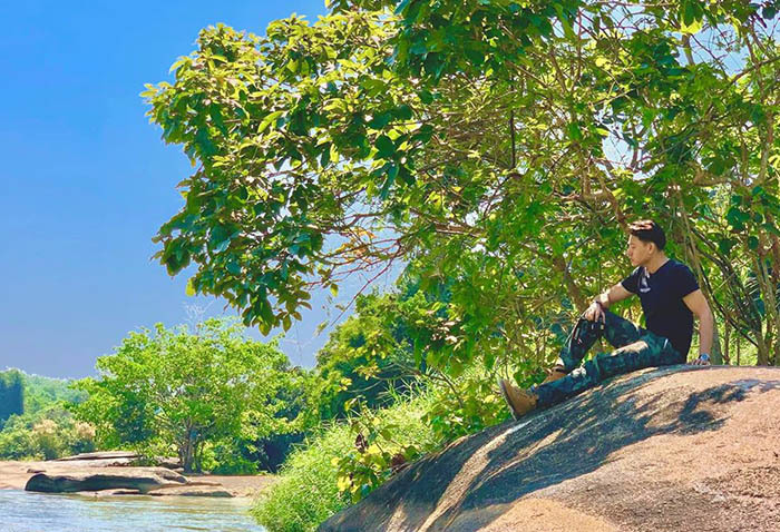 kinh nghiệm trekking thác mai định quán đồng nai