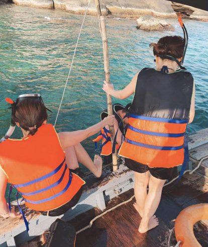 du lịch cù lao chàm tự túc: đi đâu chơi? lặn biển ngắm san hô