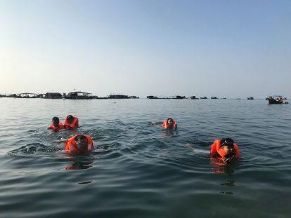 lặn ngắm san hô trên đảo hòn sơn kiên giang