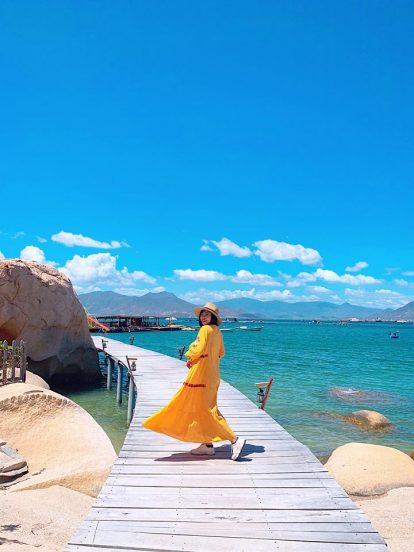 kinh nghiệm du lịch nha trang tự túc: đi đâu chơi? tham quan khu du lịch sao biển