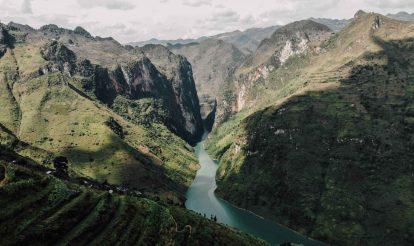 kinh nghiệm du lịch hà giang tự túc: đi đâu chơi? sông nho quế