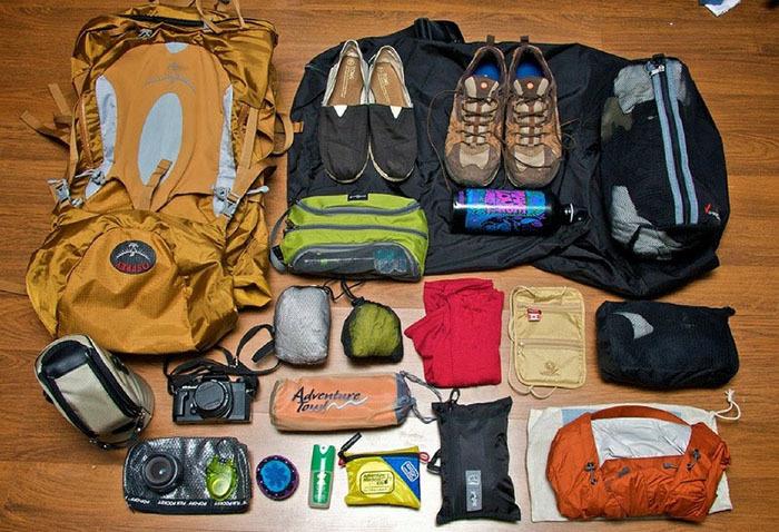 trước khi đi trekking cần chuẩn bị gì