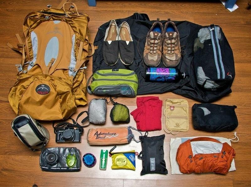 trước khi đi trekking cần chuẩn bị những gì