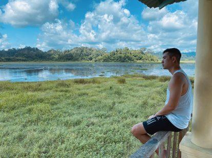 ngắm cảnh bàu sấu tại vườn quốc gia nam cát tiên
